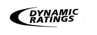 mark for DYNAMIC RATINGS, trademark #76130830