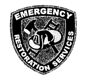 mark for EMERGENCY RESTORATION SERVICES, trademark #76134077