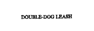 mark for DOUBLE-DOG LEASH, trademark #76134500