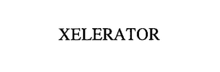 mark for XELERATOR, trademark #76134523