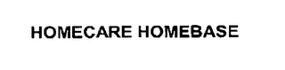 mark for HOMECARE HOMEBASE, trademark #76134733