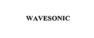 mark for WAVESONIC, trademark #76136608