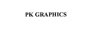 mark for PK GRAPHICS, trademark #76138965