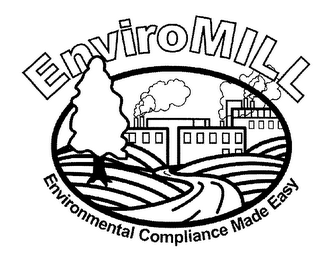 mark for ENVIROMILL ENVIRONMENTAL COMPLIANCE MADE EASY, trademark #76139296