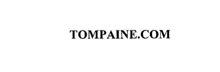 mark for TOMPAINE.COM, trademark #76140599