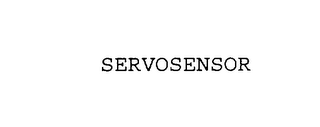 mark for SERVOSENSOR, trademark #76141379