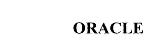 mark for ORACLE, trademark #76141748