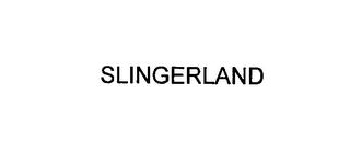 mark for SLINGERLAND, trademark #76142826
