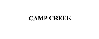 mark for CAMP CREEK, trademark #76142895