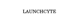 mark for LAUNCHCYTE, trademark #76143725