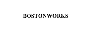 mark for BOSTONWORKS, trademark #76145381