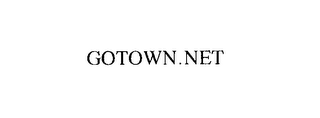 mark for GOTOWN.NET, trademark #76146263