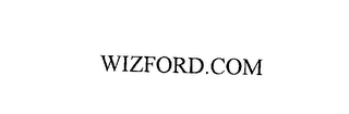mark for WIZFORD.COM, trademark #76146508