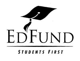 mark for EDFUND STUDENTS FIRST, trademark #76147093