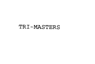 mark for TRI-MASTERS, trademark #76148146