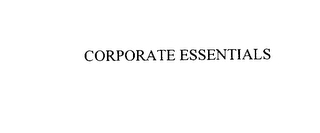 mark for CORPORATE ESSENTIALS, trademark #76148459