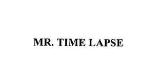 mark for MR. TIME LAPSE, trademark #76150106