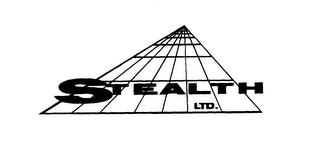 mark for STEALTH LTD., trademark #76150192