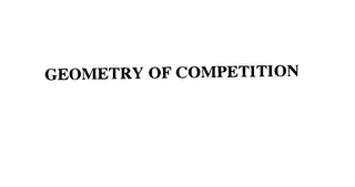 mark for GEOMETRY OF COMPETITION, trademark #76150249