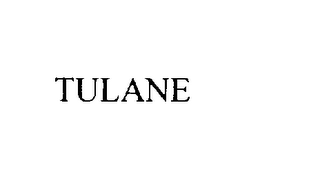 mark for TULANE, trademark #76150903