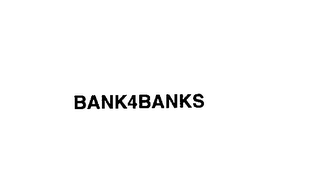 mark for BANK4BANKS, trademark #76153460