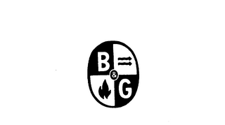 mark for B & G, trademark #76153612