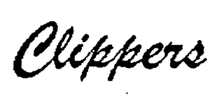 mark for CLIPPERS, trademark #76153656