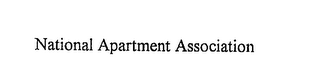 mark for NATIONAL APARTMENT ASSOCIATION, trademark #76157386