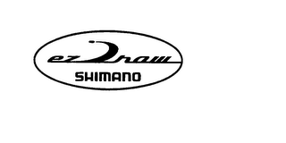 mark for EZ DRAW SHIMANO, trademark #76159010