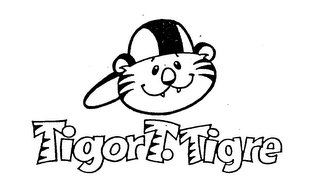 mark for TIGOR T. TIGRE, trademark #76160157