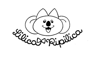 mark for LILICA RIPILICA, trademark #76160159