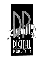 mark for D P DIGITAL PLAYGROUND, trademark #76161215
