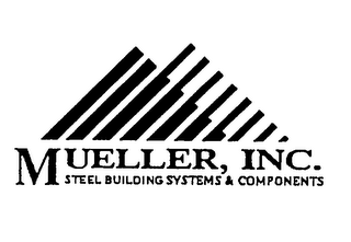 mark for MUELLER, INC. STEEL BUILDING SYSTEMS & COMPONENTS, trademark #76163192