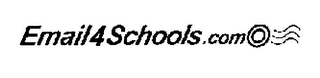 mark for EMAIL4SCHOOLS.COM, trademark #76163738