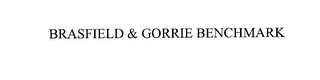 mark for BRASFIELD & GORRIE BENCHMARK, trademark #76165199