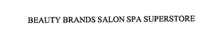 mark for BEAUTY BRANDS SALON SPA SUPERSTORE, trademark #76165628