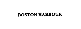 mark for BOSTON HARBOUR, trademark #76165831