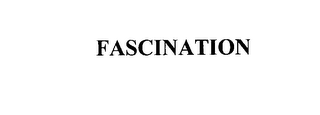 mark for FASCINATION, trademark #76166362