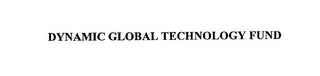 mark for DYNAMIC GLOBAL TECHNOLOGY FUND, trademark #76166434