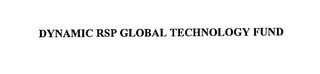 mark for DYNAMIC RSP GLOBAL TECHNOLOGY FUND, trademark #76166438