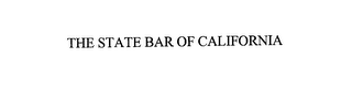 mark for THE STATE BAR OF CALIFORNIA, trademark #76166599