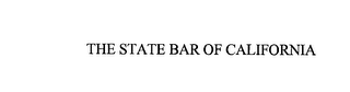 mark for THE STATE BAR OF CALIFORNIA, trademark #76166704