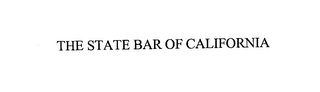 mark for THE STATE BAR OF CALIFORNIA, trademark #76166918
