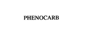 mark for PHENOCARB, trademark #76167545