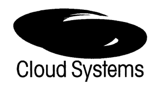 mark for CLOUD SYSTEMS, trademark #76167889