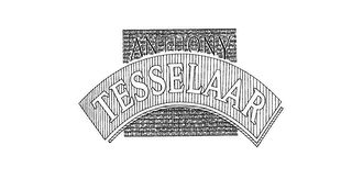 mark for ANTHONY TESSELAAR, trademark #76167947