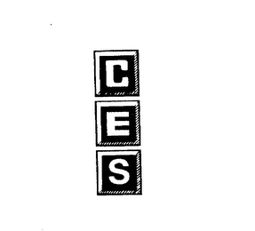 mark for CES, trademark #76168811