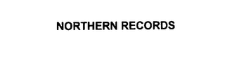 mark for NORTHERN RECORDS, trademark #76169964