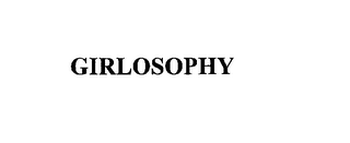 mark for GIRLOSOPHY, trademark #76171147