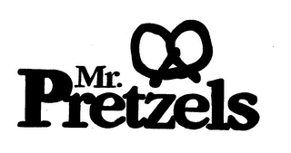 mark for MR PRETZELS, trademark #76171332